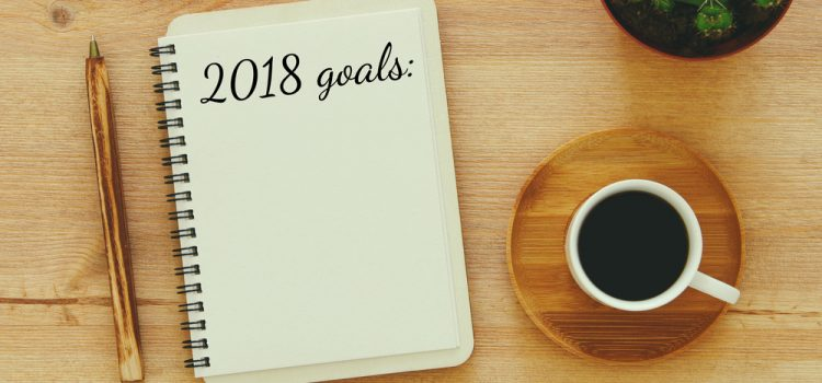 Make these financial New Year's resolutions for 2018