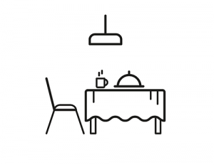 Dining room logo