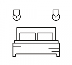 Bedrooms logo