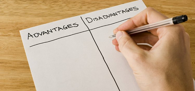 Advantages and Disadvantages of Debt Management Plans